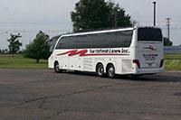 SWCE tour bus
