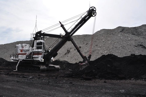 SWCE excavator