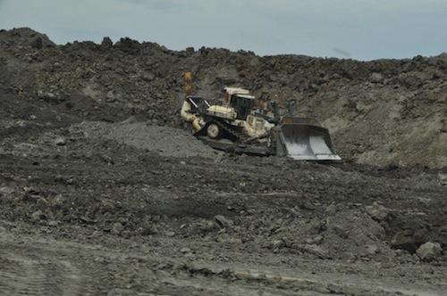 SWCE bulldozer